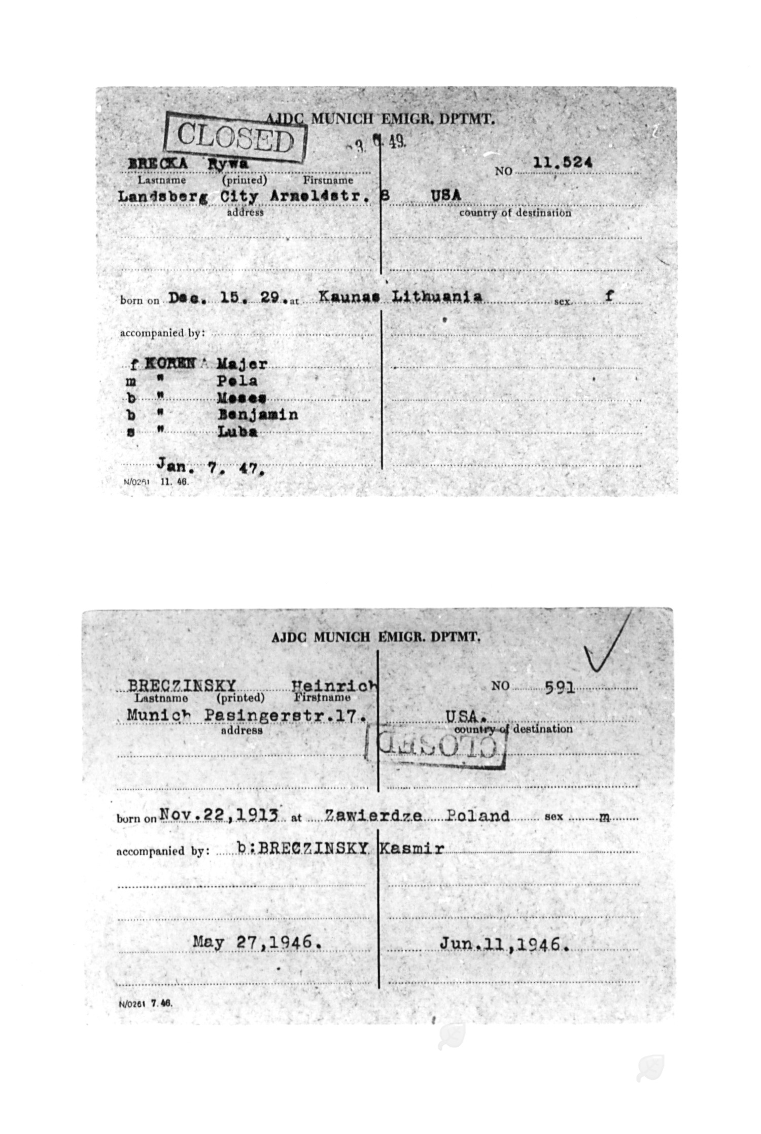 documents will open in a new window